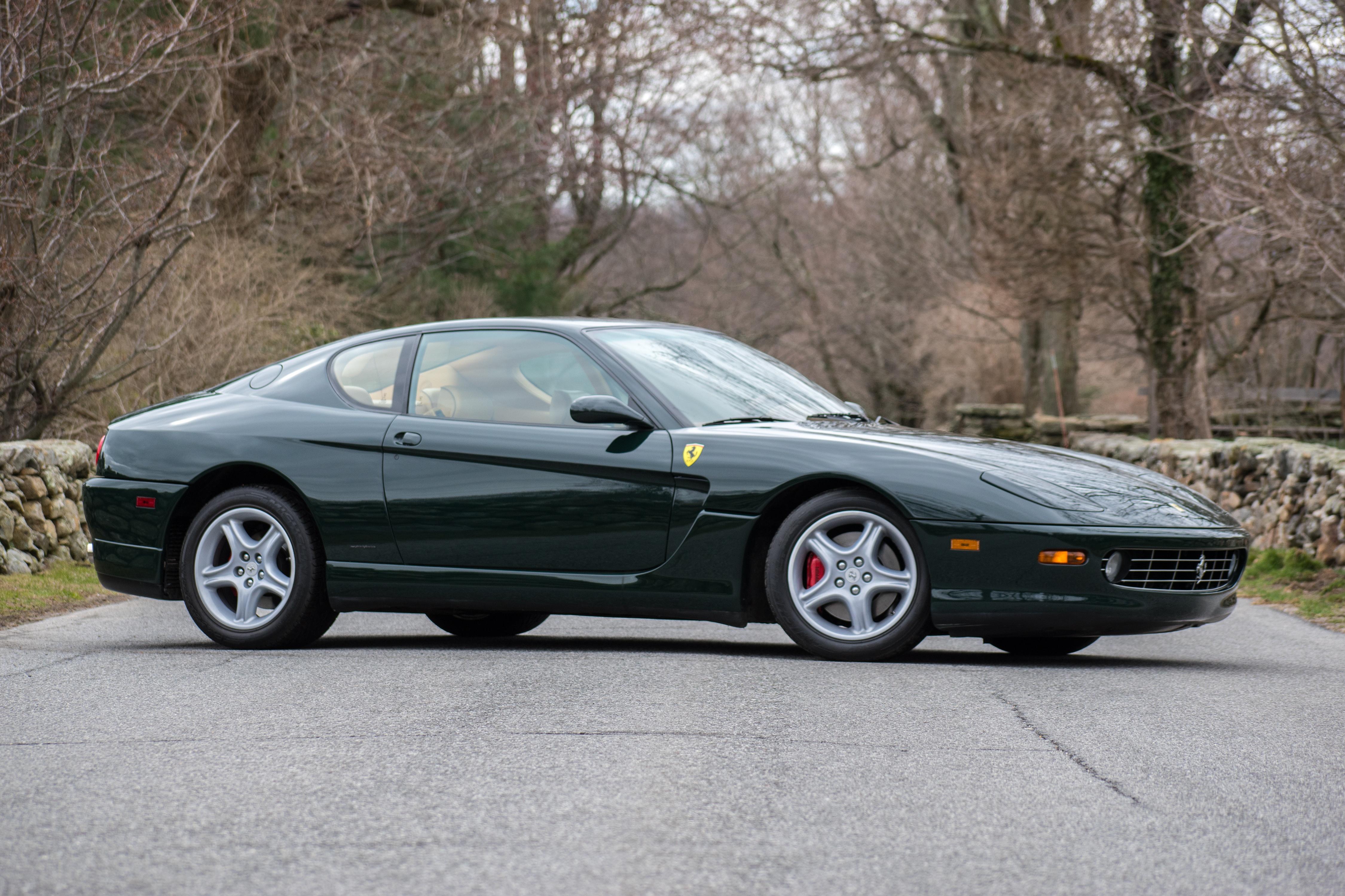 Ferrari 456 II (456M) 1998 - 2004 Coupe #5