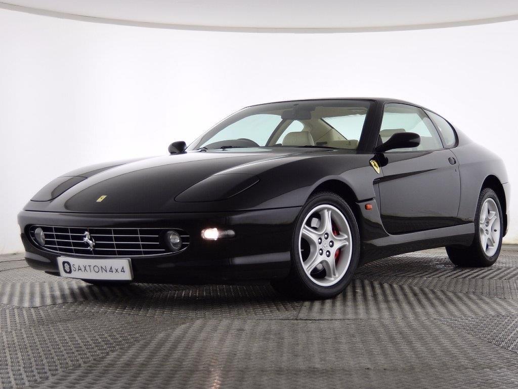 Ferrari 456 II (456M) 1998 - 2004 Coupe #1