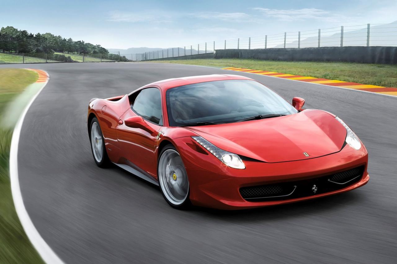 Ferrari 458 2009 - 2015 Coupe #6