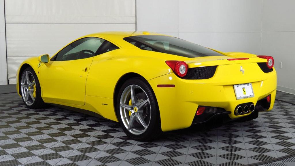 Ferrari 458 2009 - 2015 Coupe #2