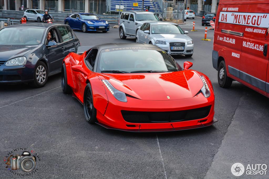 Ferrari 458 2009 - 2015 Coupe #1
