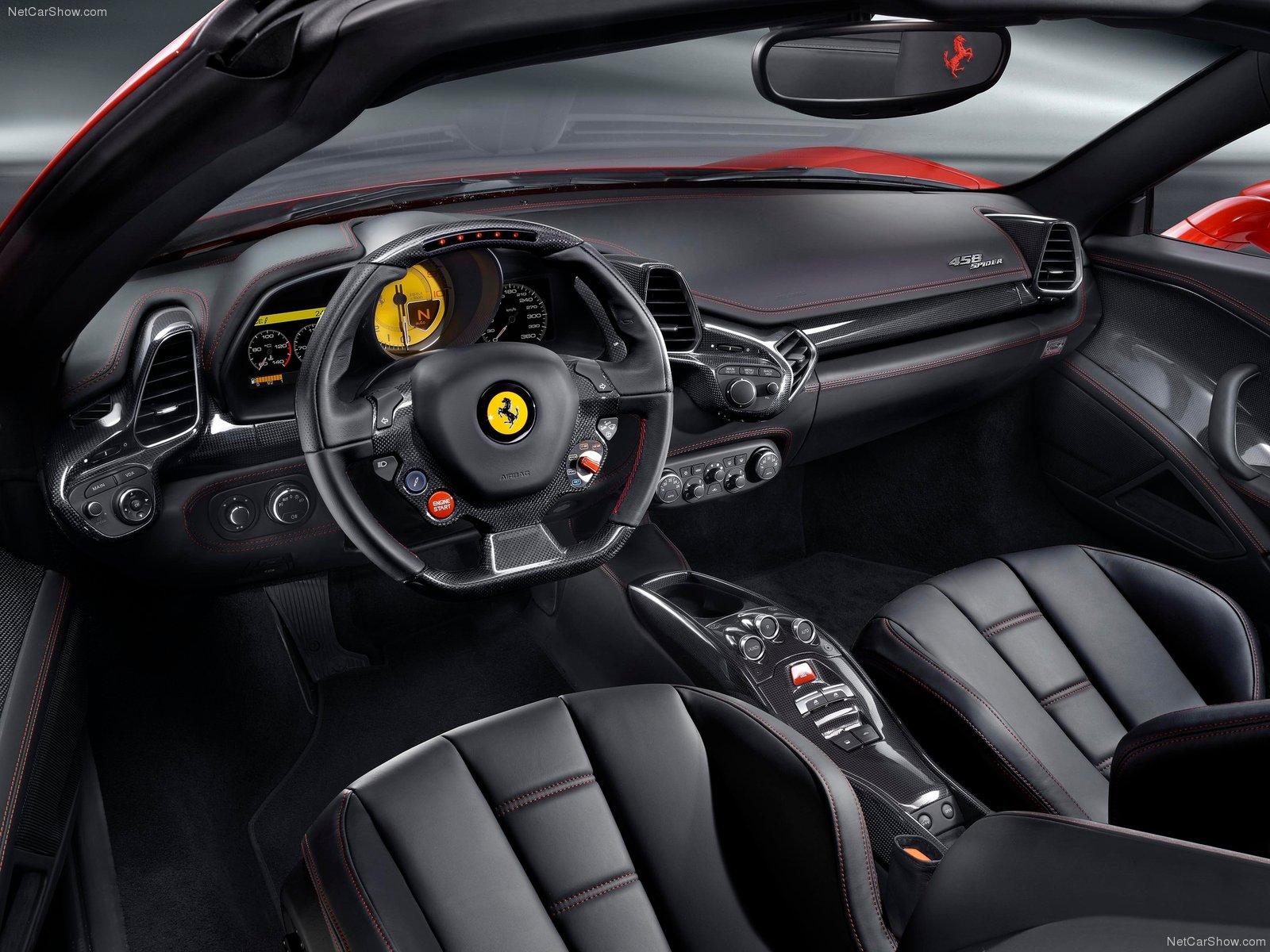 Ferrari 458 2009 - 2015 Roadster #7
