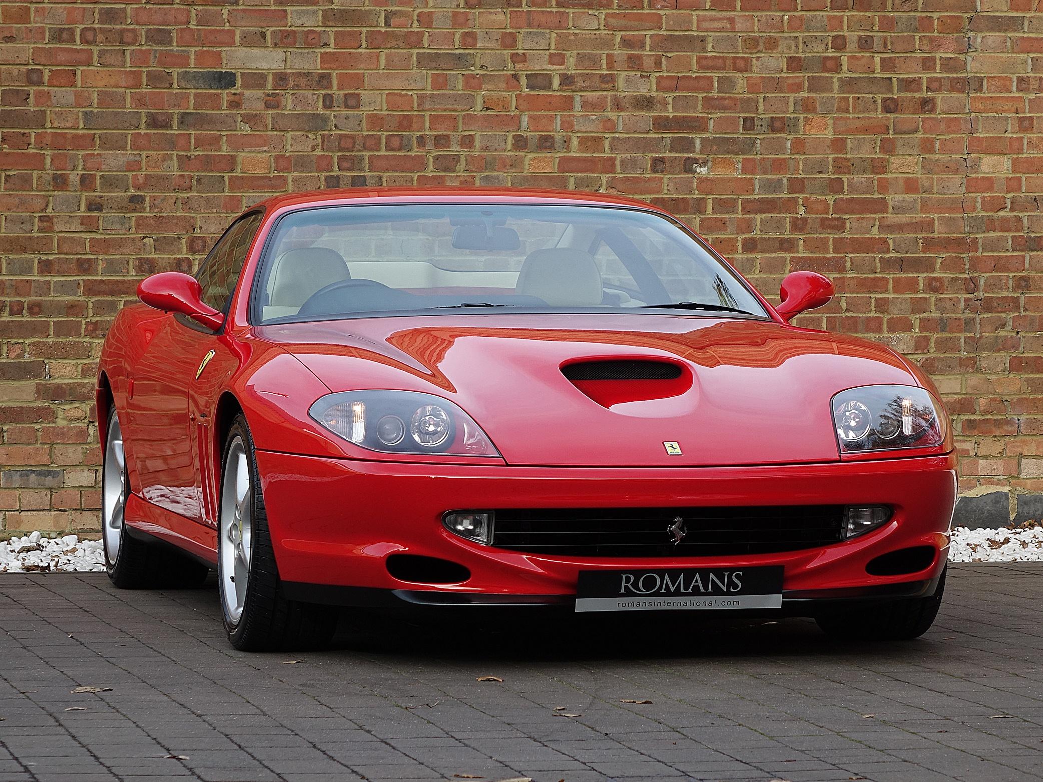 Ferrari 550 1996 - 2001 Coupe #3