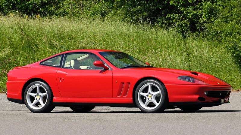 Ferrari 550 1996 - 2001 Coupe #2