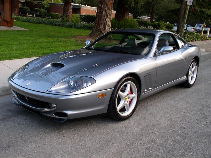 Ferrari 550 1996 - 2001 Coupe #1