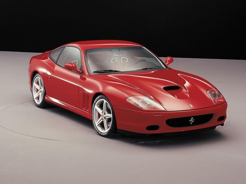 Ferrari 550 1996 - 2001 Coupe #7