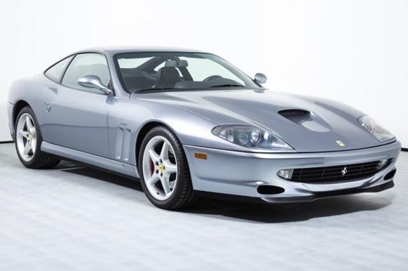 Ferrari 550 1996 - 2001 Coupe #6