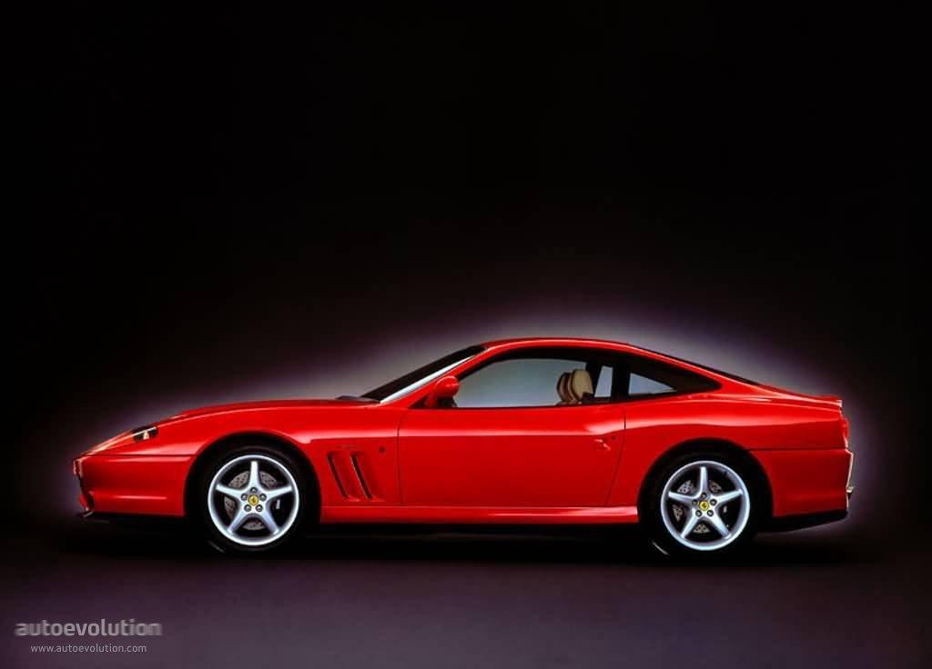 Ferrari 550 1996 - 2001 Coupe #4