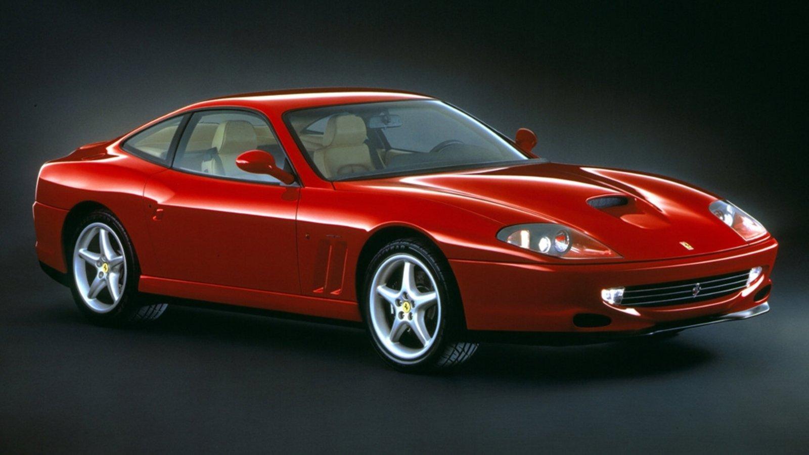 Ferrari 550 1996 - 2001 Coupe #8