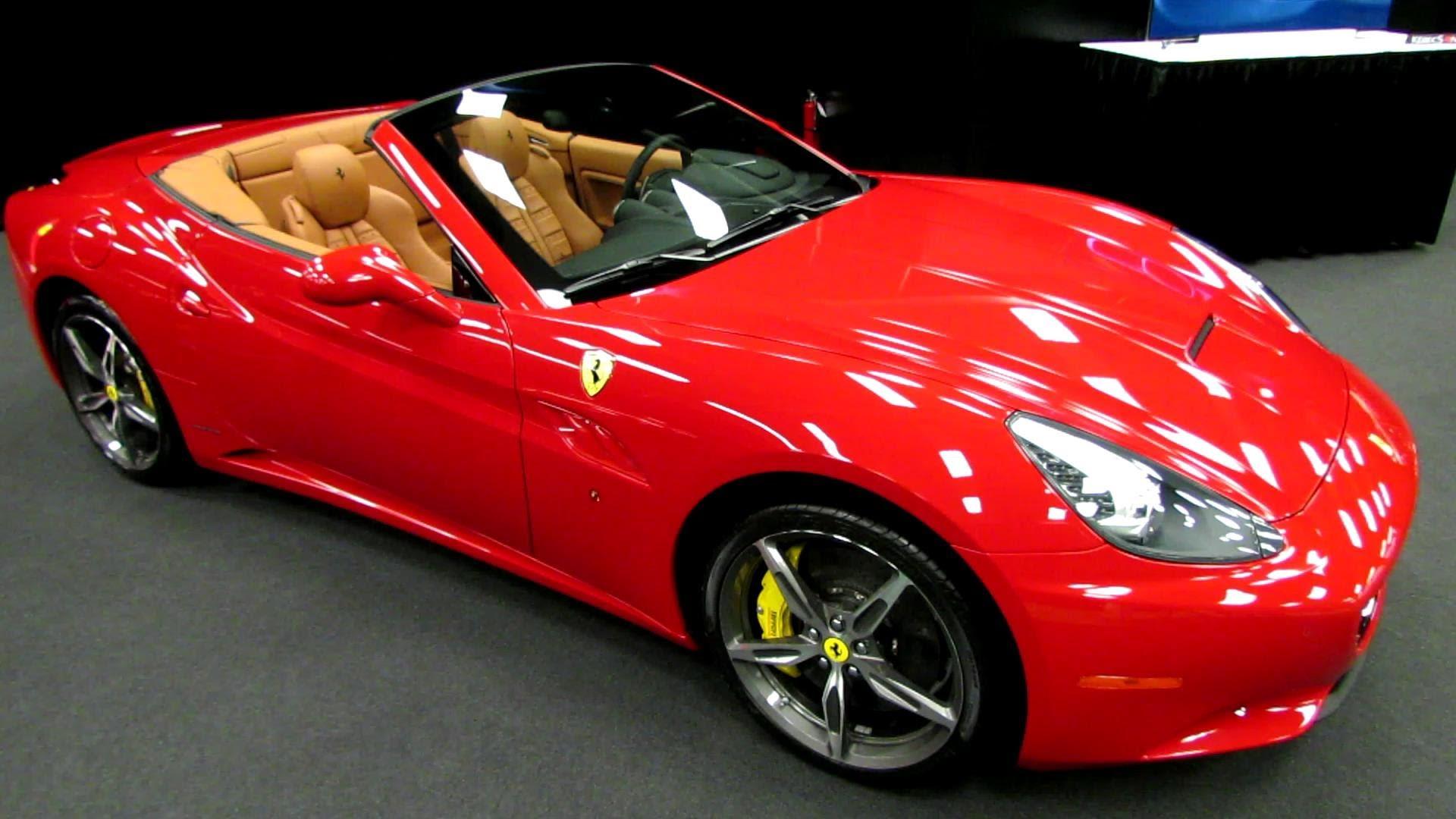 Ferrari California I 2008 - 2014 Cabriolet #5