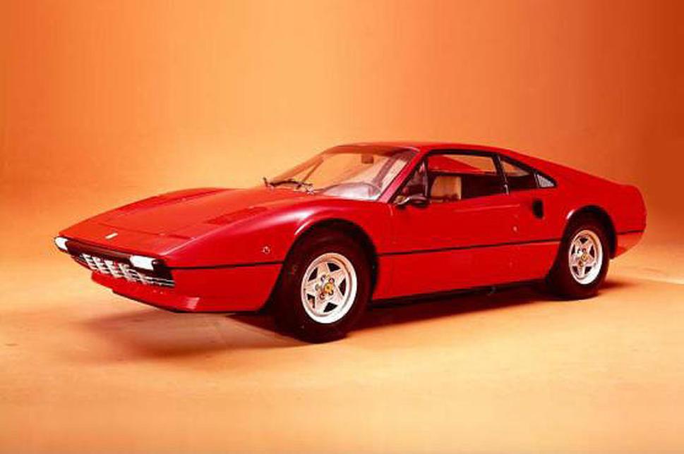 Ferrari Dino 208/308 GT4 1974 - 1989 Targa #3