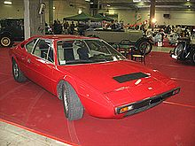 Ferrari Dino 208/308 GT4 1974 - 1989 Targa #5