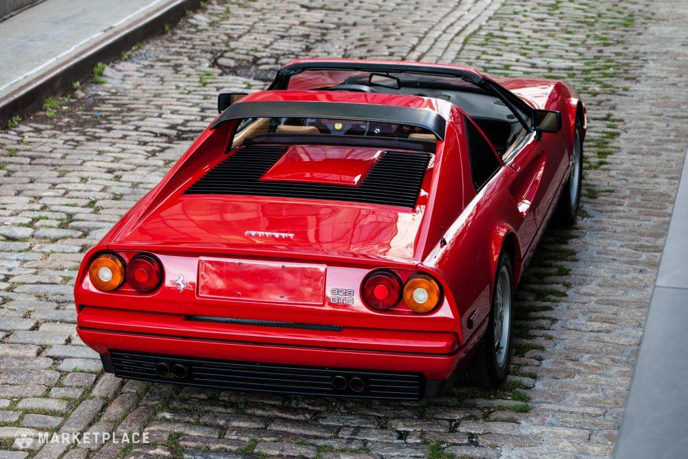 Ferrari Dino 208/308 GT4 1974 - 1989 Targa #7