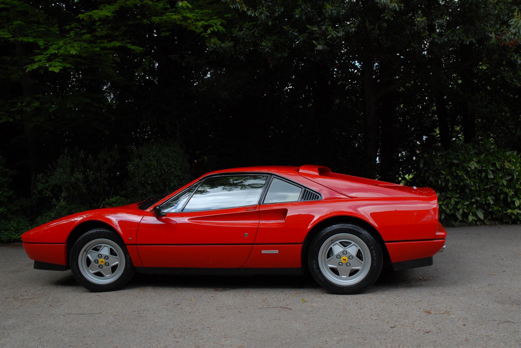 Ferrari Dino 208/308 GT4 1974 - 1989 Targa #1