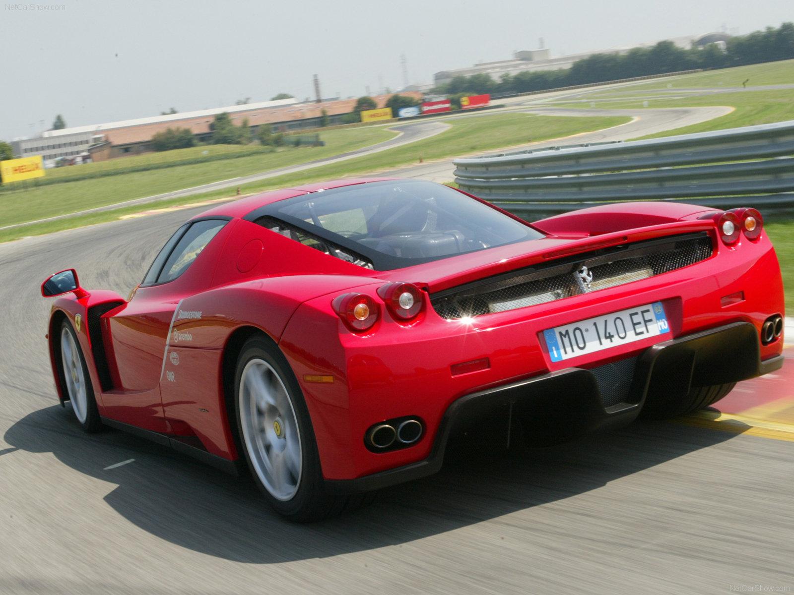 Ferrari Enzo 2002 - 2004 Coupe #4