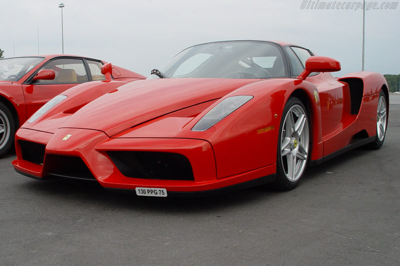 Ferrari Enzo 2002 - 2004 Coupe #1