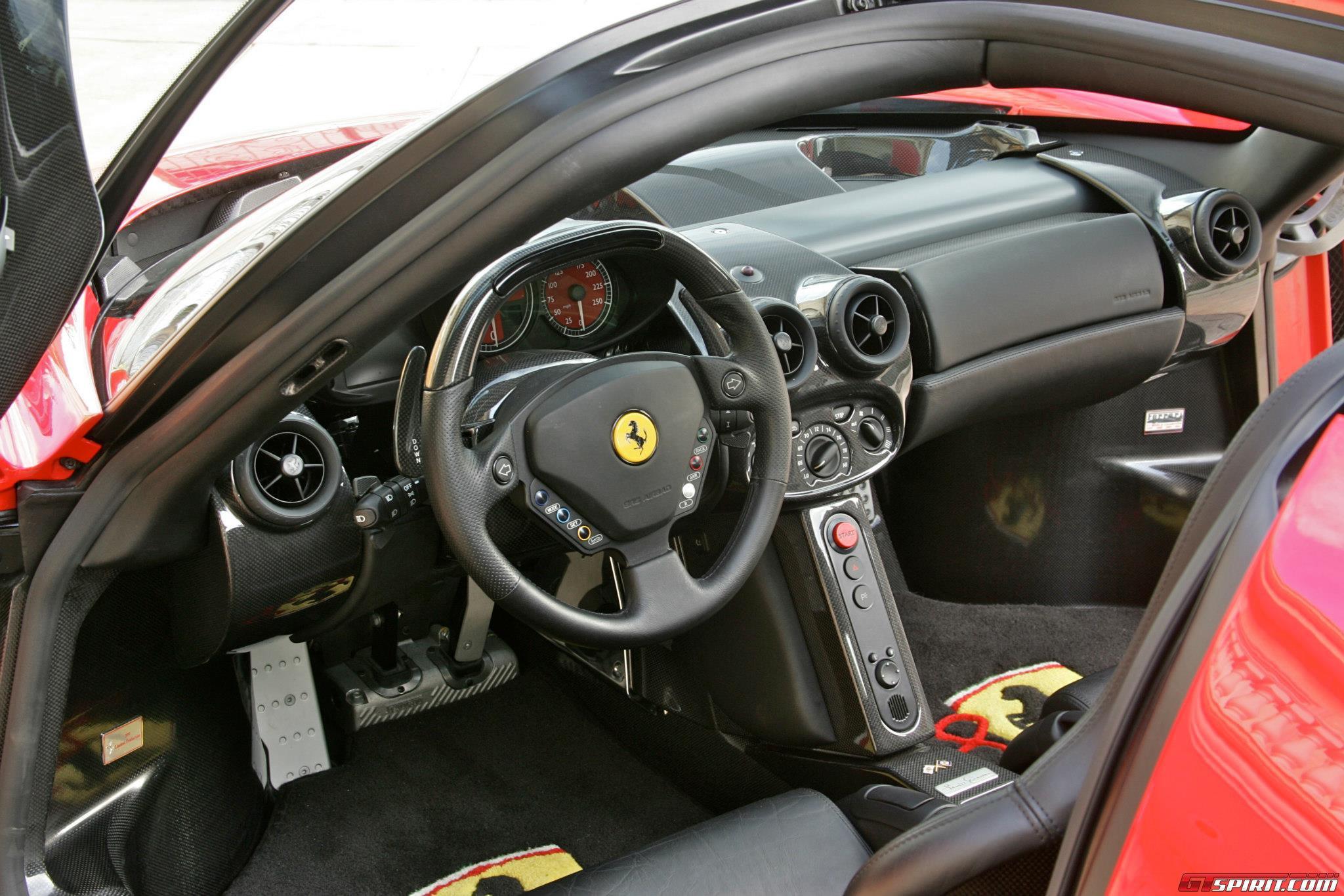 Ferrari Enzo 2002 - 2004 Coupe #5