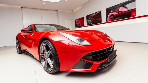Ferrari F12berlinetta 2012 - now Coupe #8
