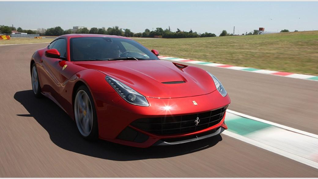 Ferrari F12berlinetta 2012 - now Coupe #1