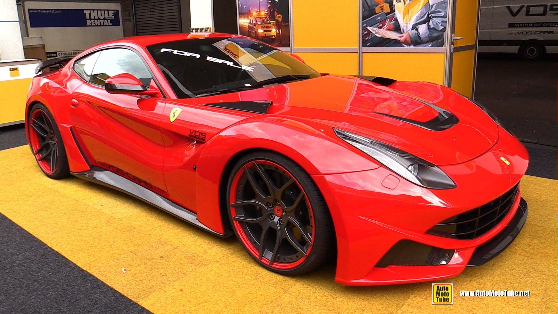 Ferrari F12berlinetta 2012 - now Coupe #6