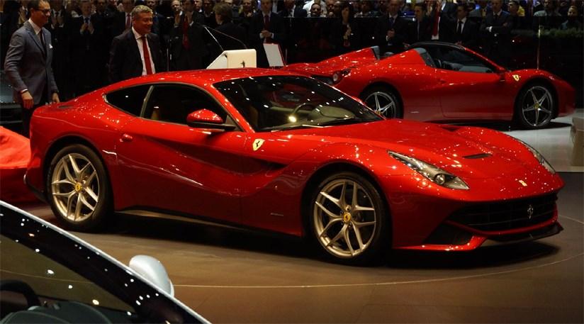 Ferrari F12berlinetta 2012 - now Coupe #2