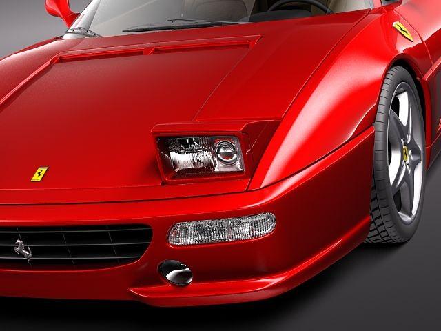 Ferrari F355 1994 - 1999 Cabriolet #8