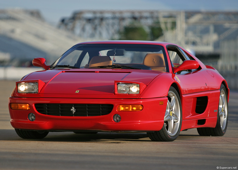 Ferrari F355 1994 - 1999 Cabriolet #5