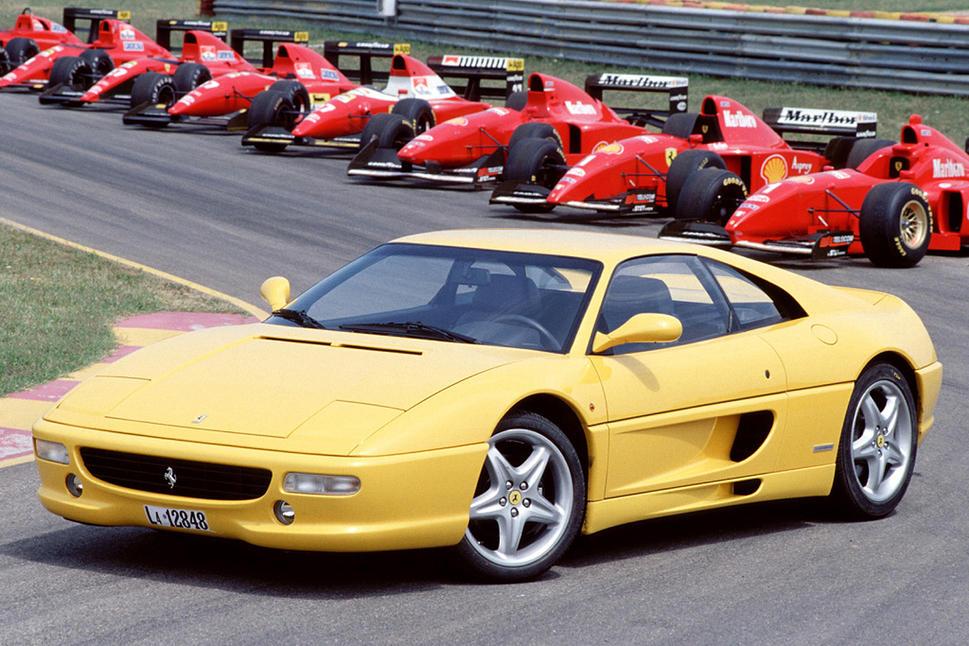 Ferrari F355 1994 - 1999 Cabriolet #4