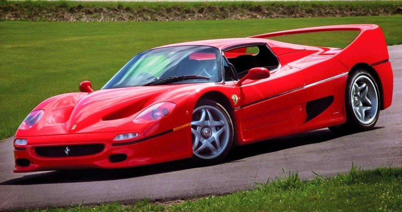 Ferrari F50 1995 - 1997 Coupe #7