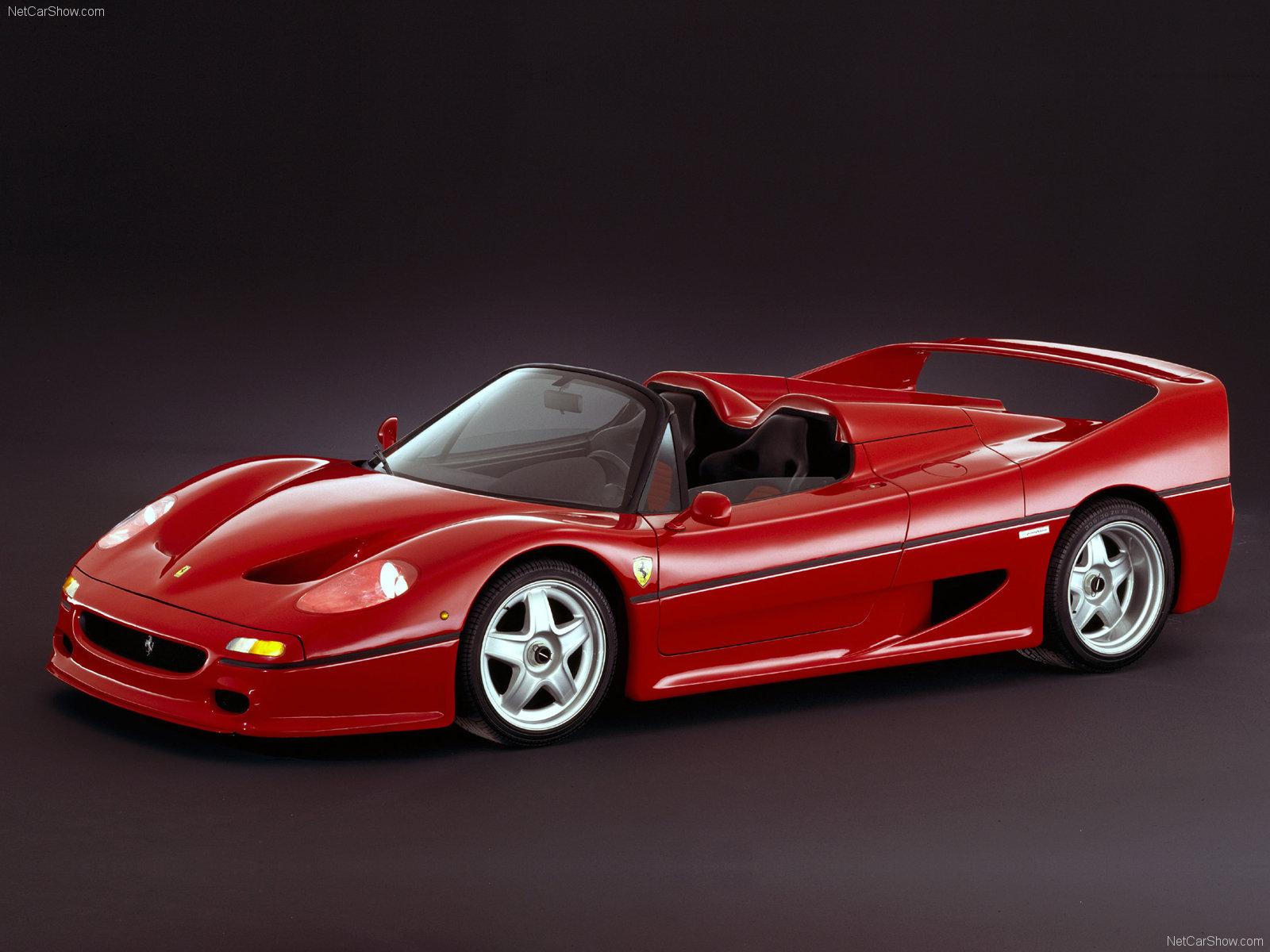 Ferrari F50 1995 - 1997 Coupe #4