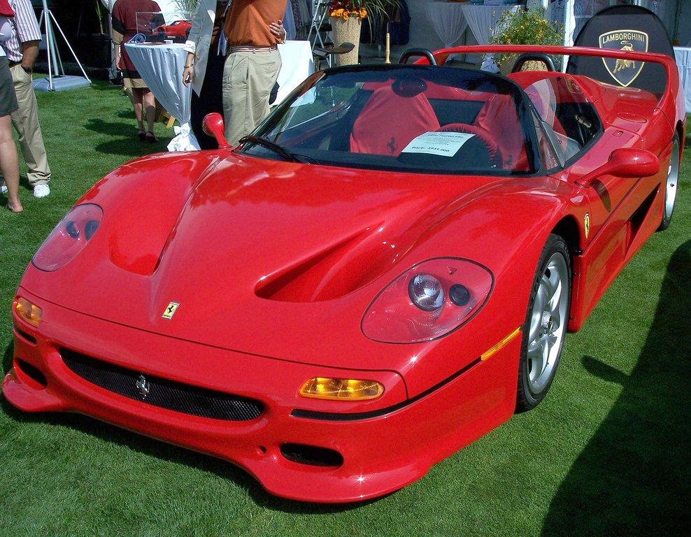 Ferrari F50 1995 - 1997 Coupe #1
