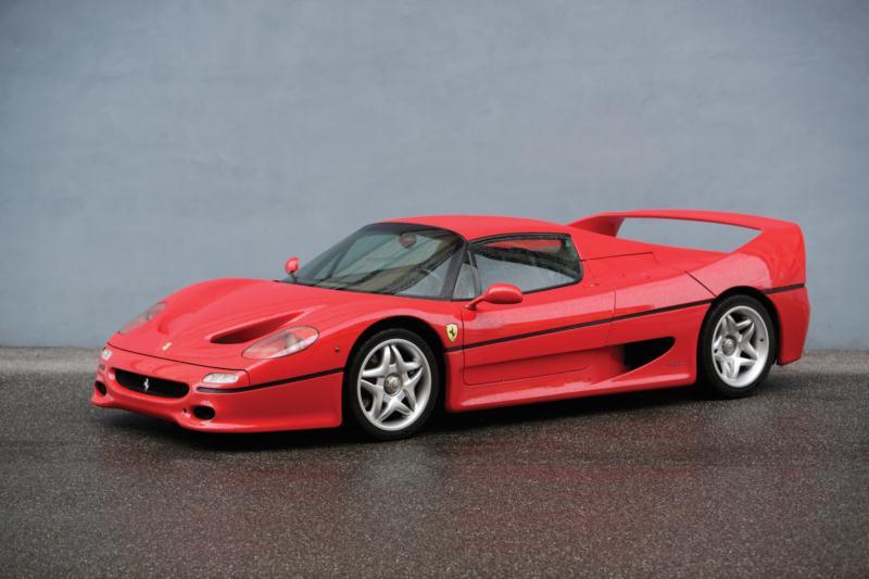 Ferrari F50 1995 - 1997 Roadster #2