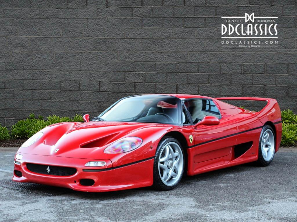 Ferrari F50 1995 - 1997 Roadster #5