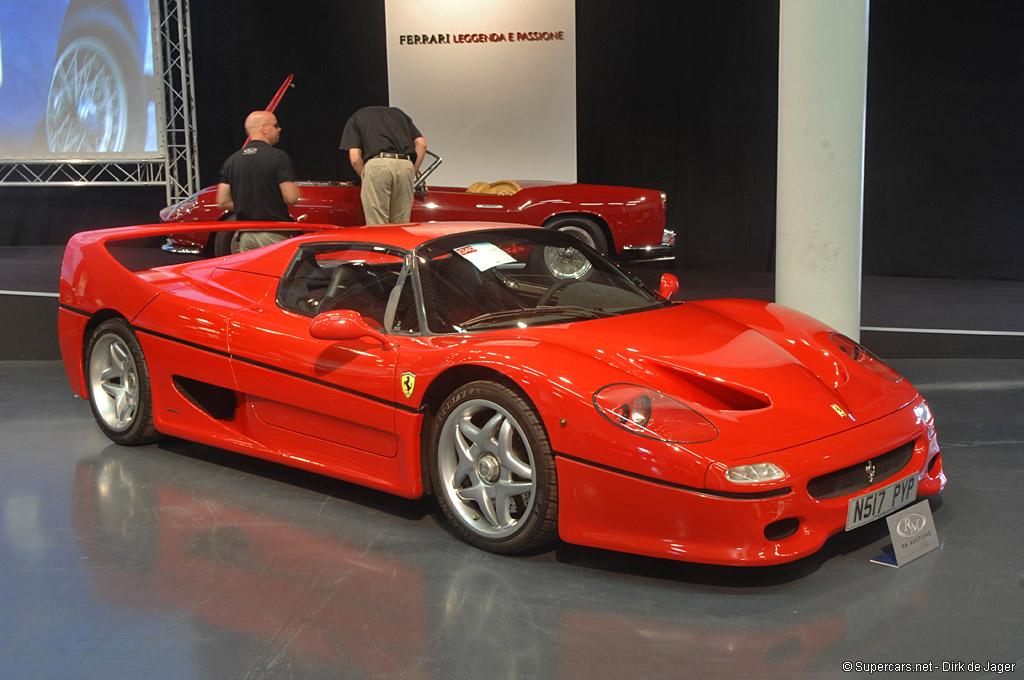 Ferrari F50 1995 - 1997 Roadster #7