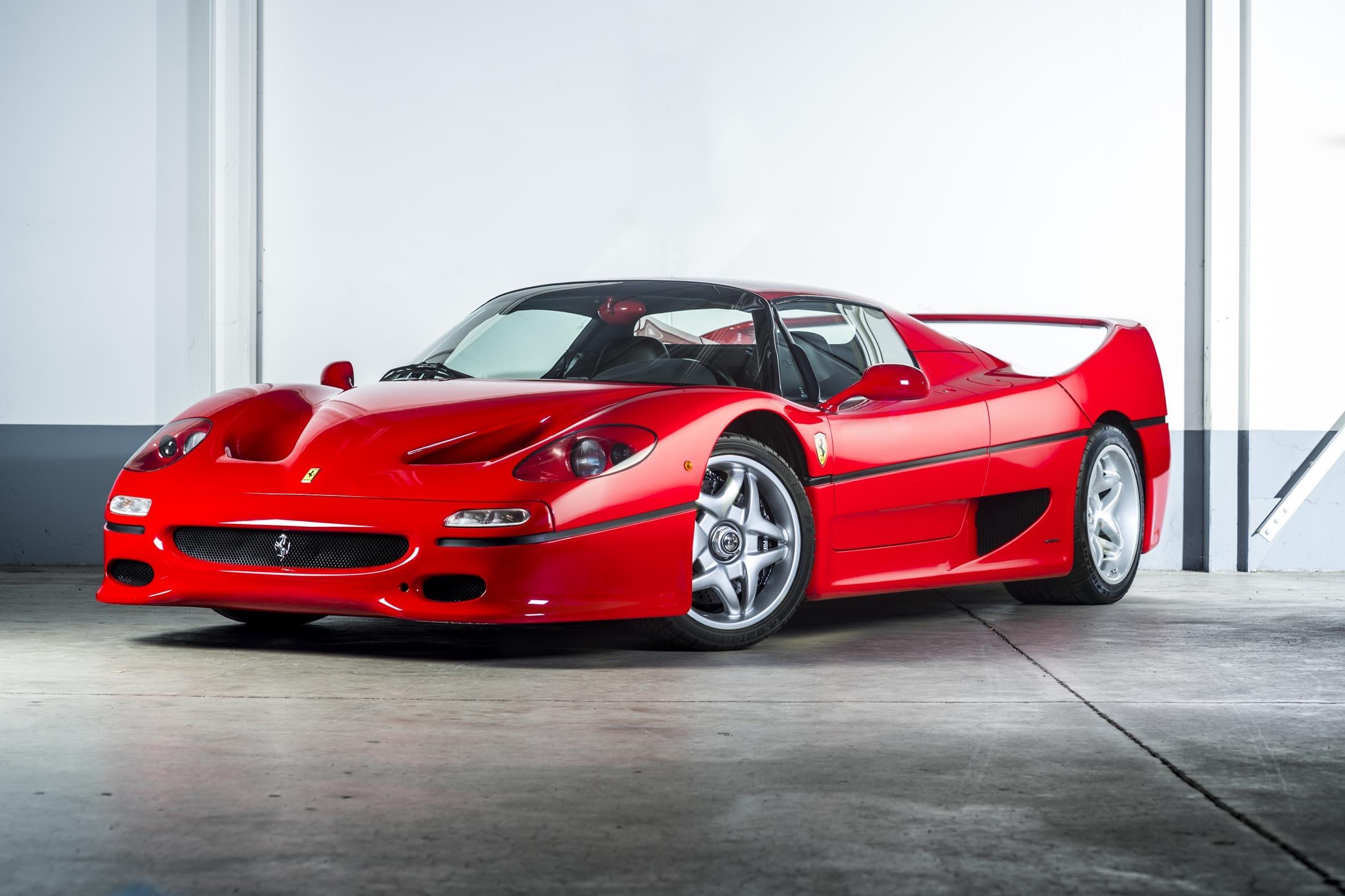 Ferrari F50 1995 - 1997 Roadster #4