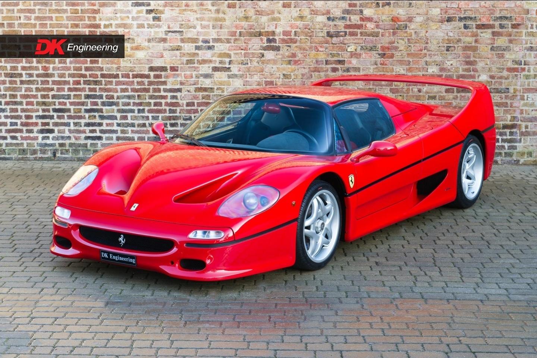 Ferrari F50 1995 - 1997 Roadster #3