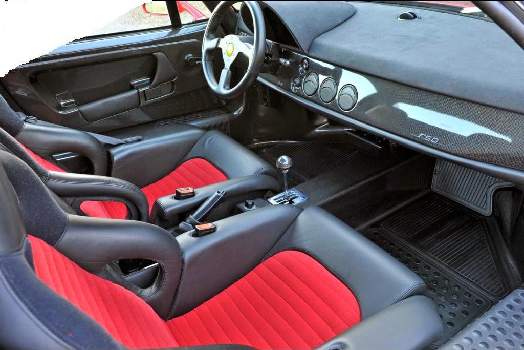 Ferrari F50 1995 - 1997 Roadster #8