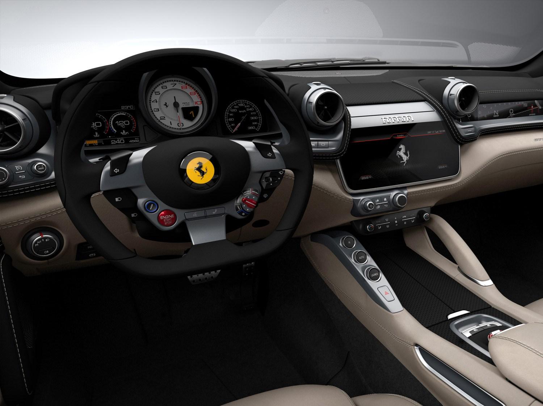 Ferrari GTC4Lusso 2016 - now Hatchback 3 door #2