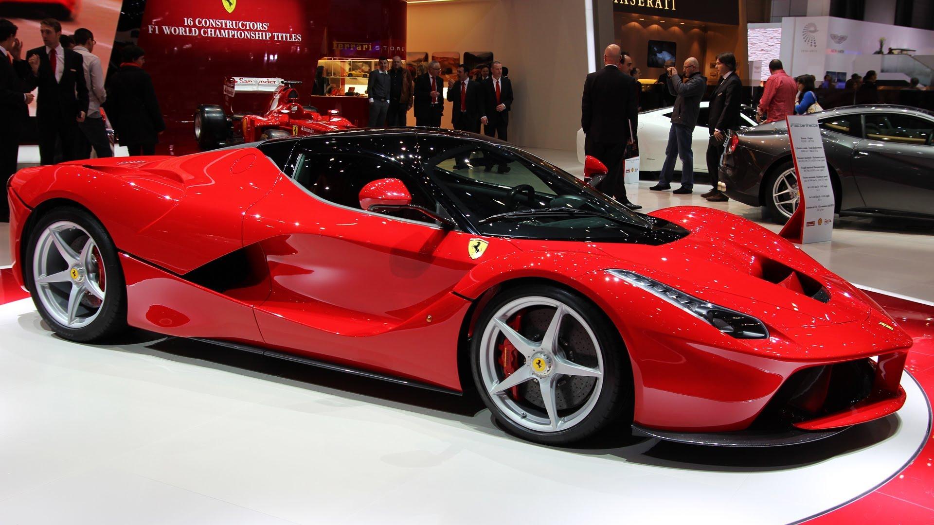 Ferrari LaFerrari 2013 - 2015 Coupe #6