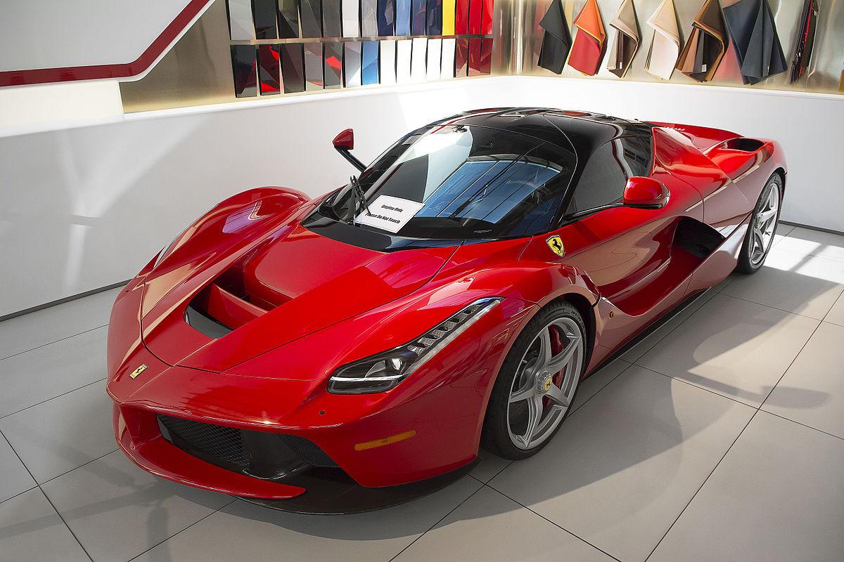Ferrari LaFerrari 2013 - 2015 Coupe #8