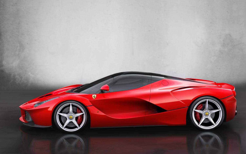 Ferrari LaFerrari 2013 - 2015 Coupe #1
