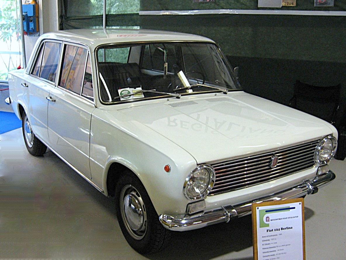 Tofas Murat 124 1966 - 1974 Sedan #5