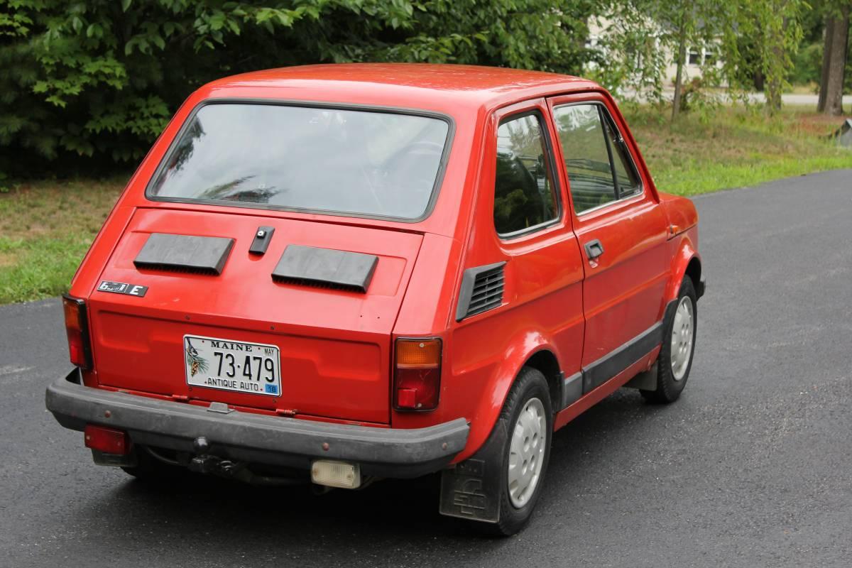 Fiat 126 I 1972 - 1996 Hatchback 5 door #5