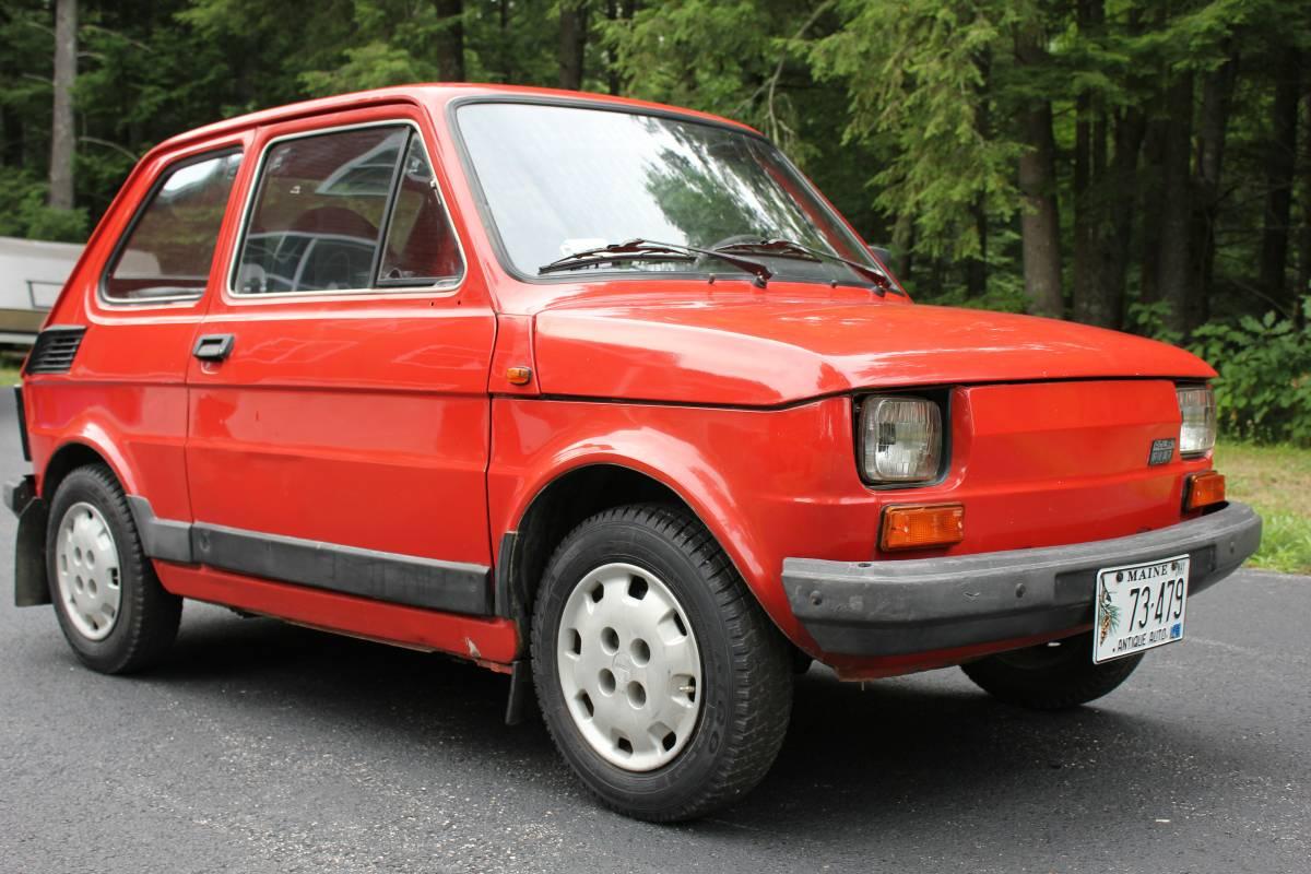 Fiat 126 I 1972 - 1996 Hatchback 5 door #6