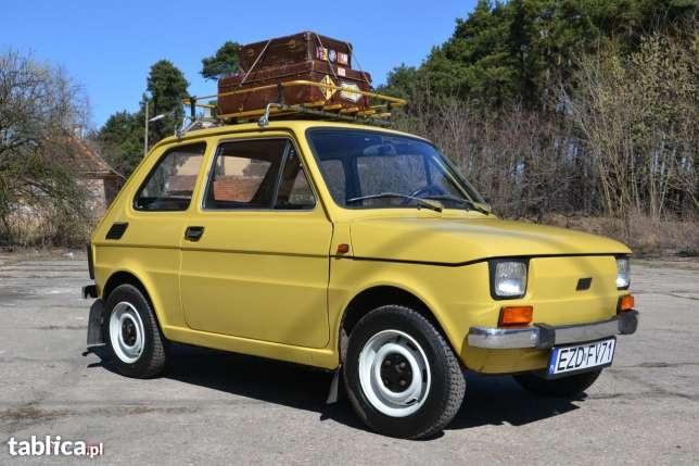 Fiat 126 I 1972 - 1996 Hatchback 5 door #2
