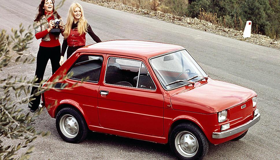 Fiat 126 I 1972 - 1996 Hatchback 5 door #4