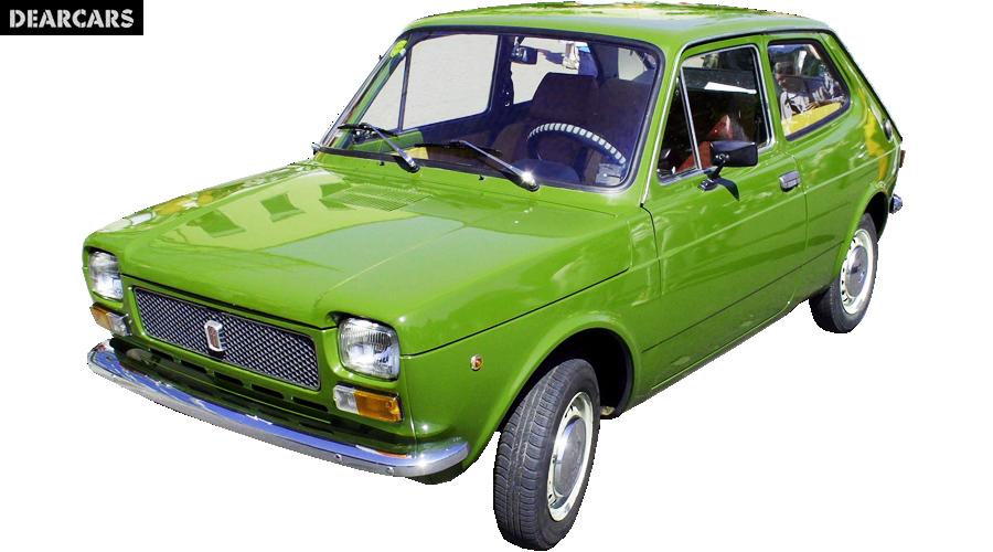 Fiat 127 1971 - 1987 Hatchback 3 door #2