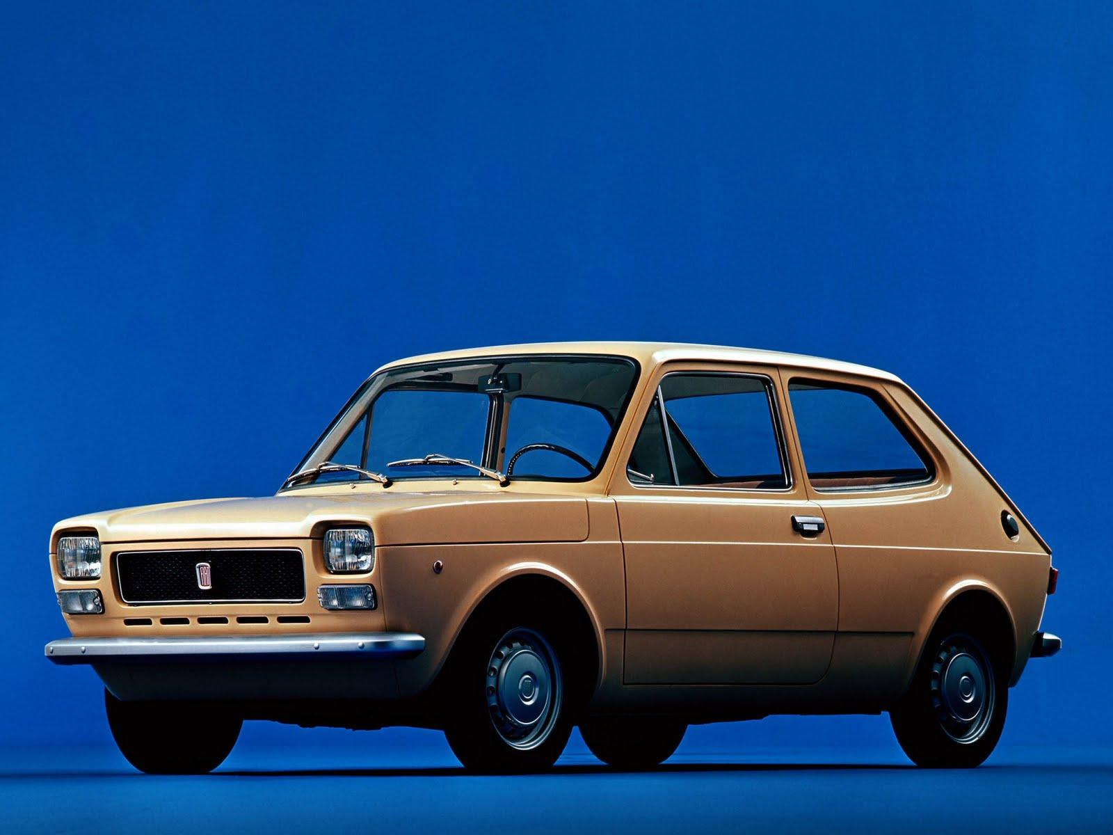 Fiat 127 1971 - 1987 Hatchback 3 door #1