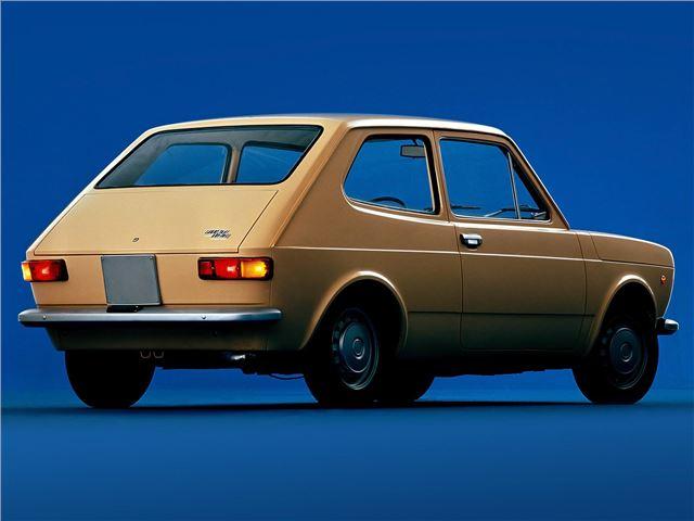 Fiat 127 1971 - 1987 Hatchback 3 door #4