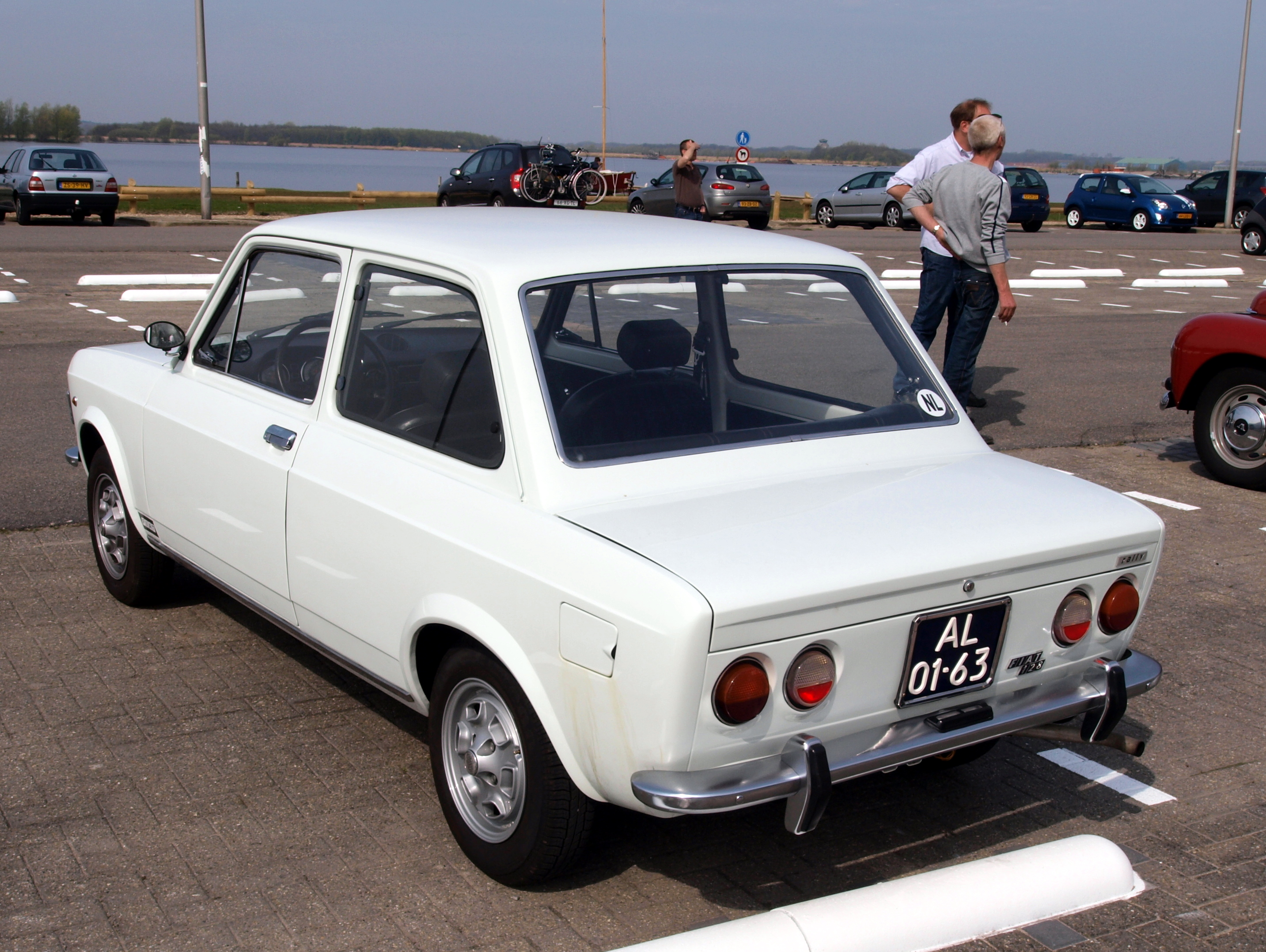 Fiat 128 1969 - 1985 Coupe #4